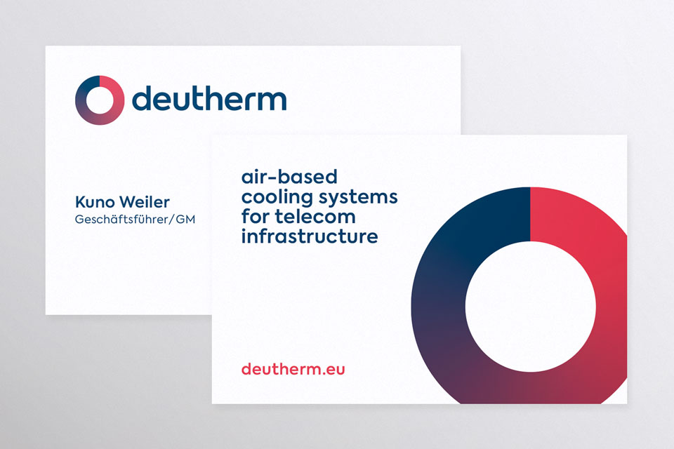 deutherm cooling