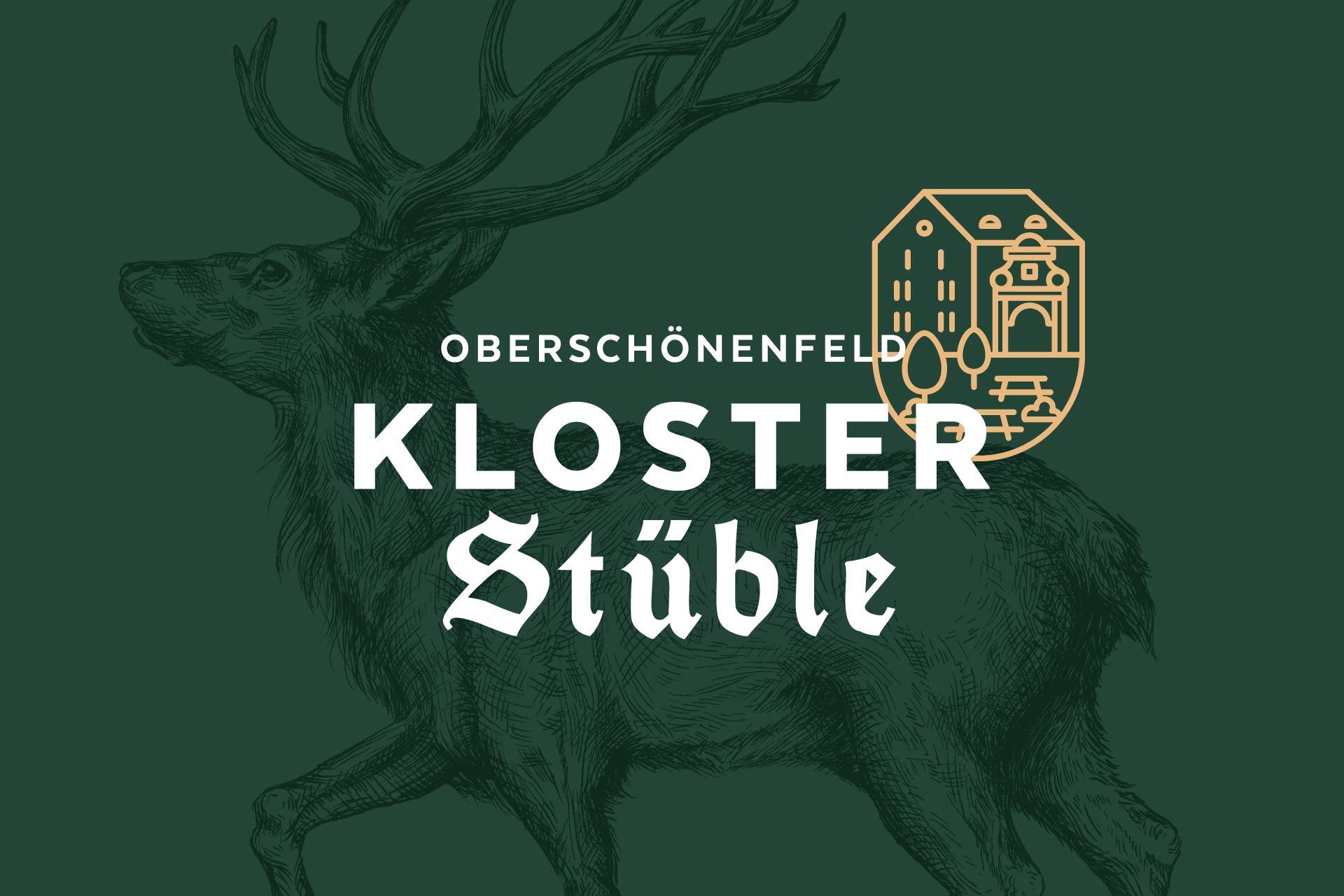 Neues Logo und Erscheinungsbild des Klosterstüble Oberschönenfeld
