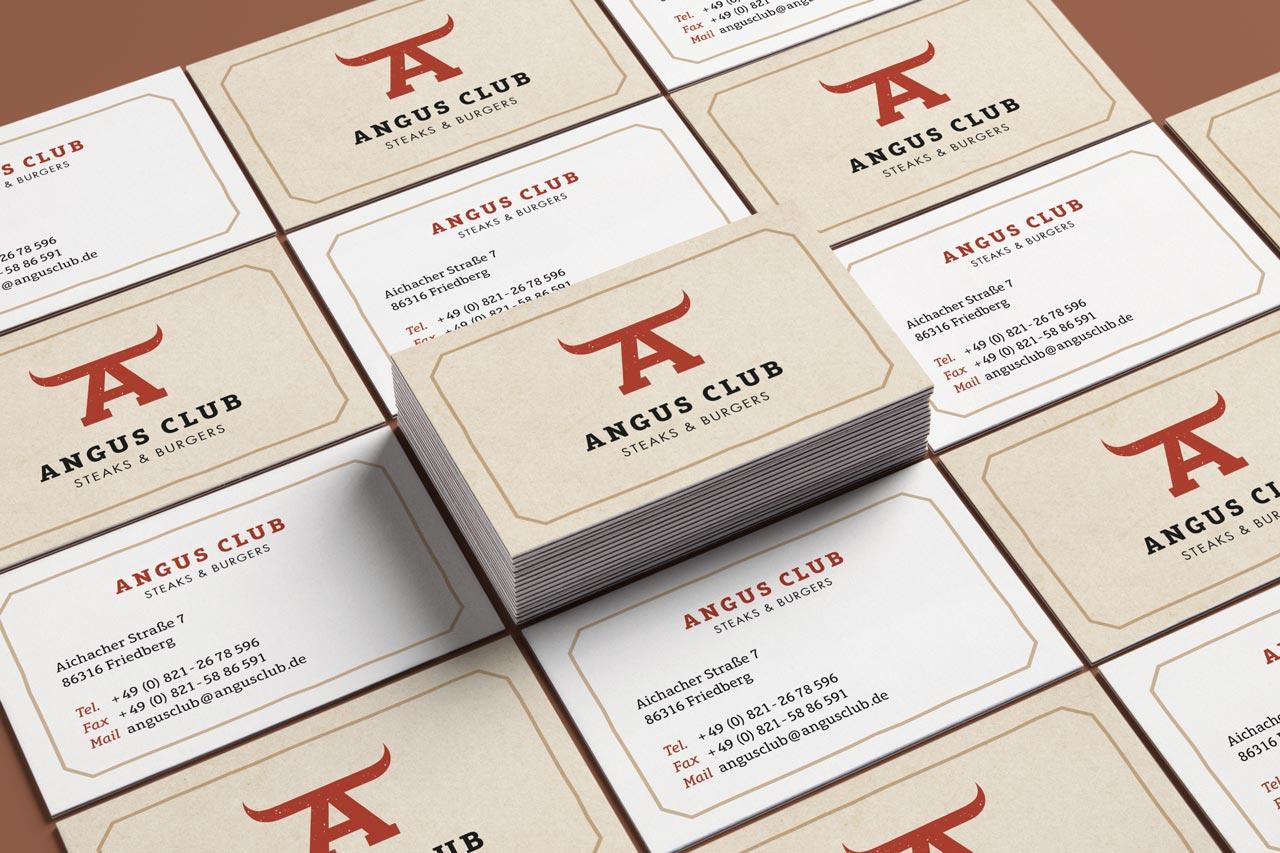 Angus Club - Steak & Burgers