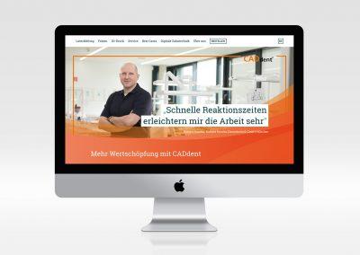 CADdent Website